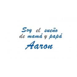 SOY EL SUEÑO DE MAMA Y PAPA