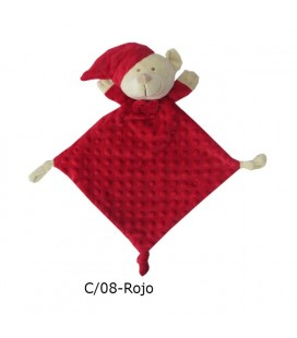 Doudou topitos rojo